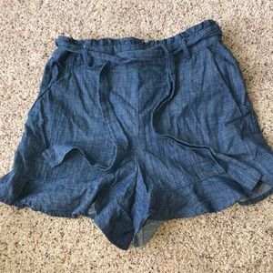 Cute denim shorts from nordstrom!